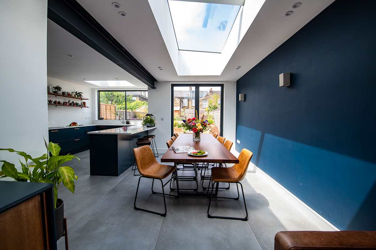 vario velux modular rooflight