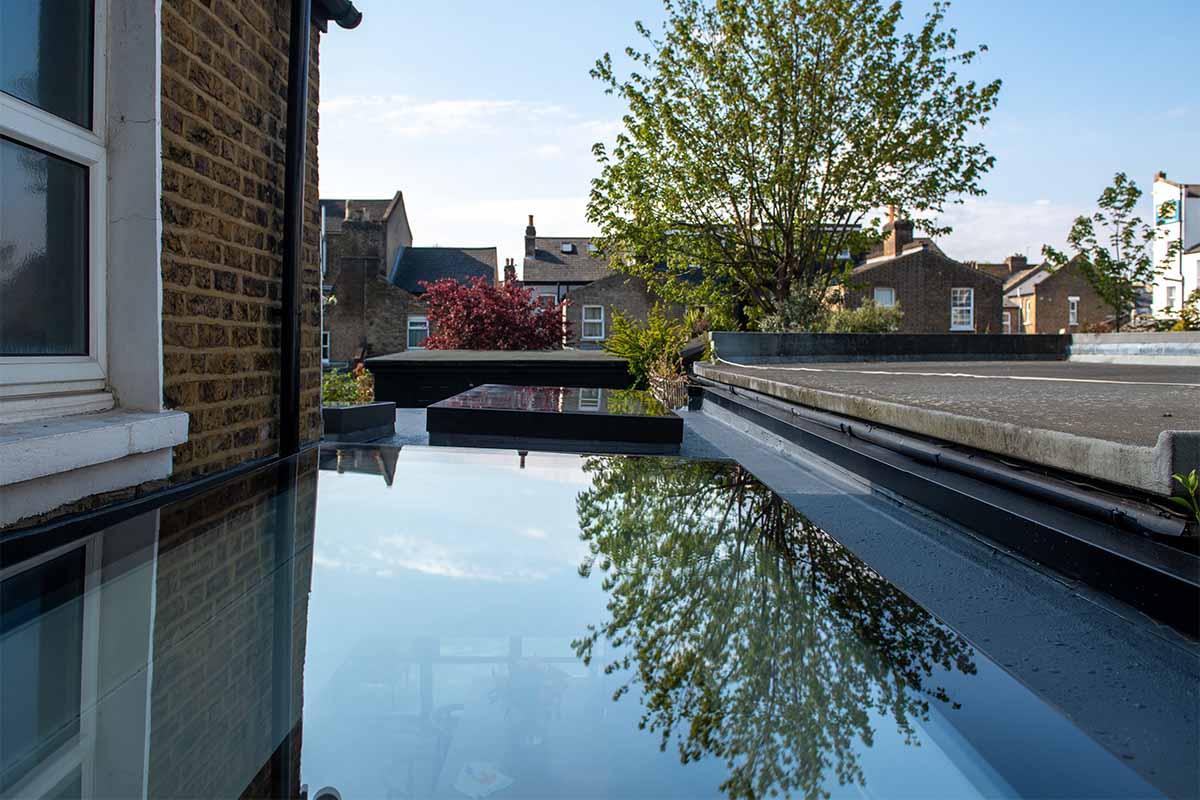 vario by velux bespoke rooflights london