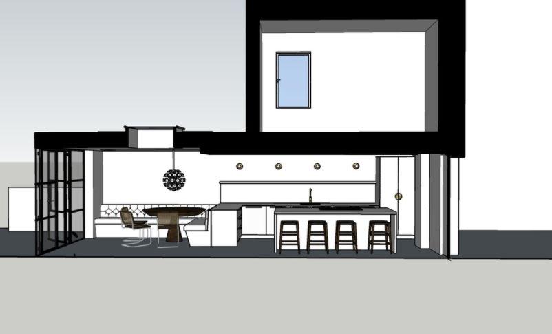 vario by velux kitchen renovation extension