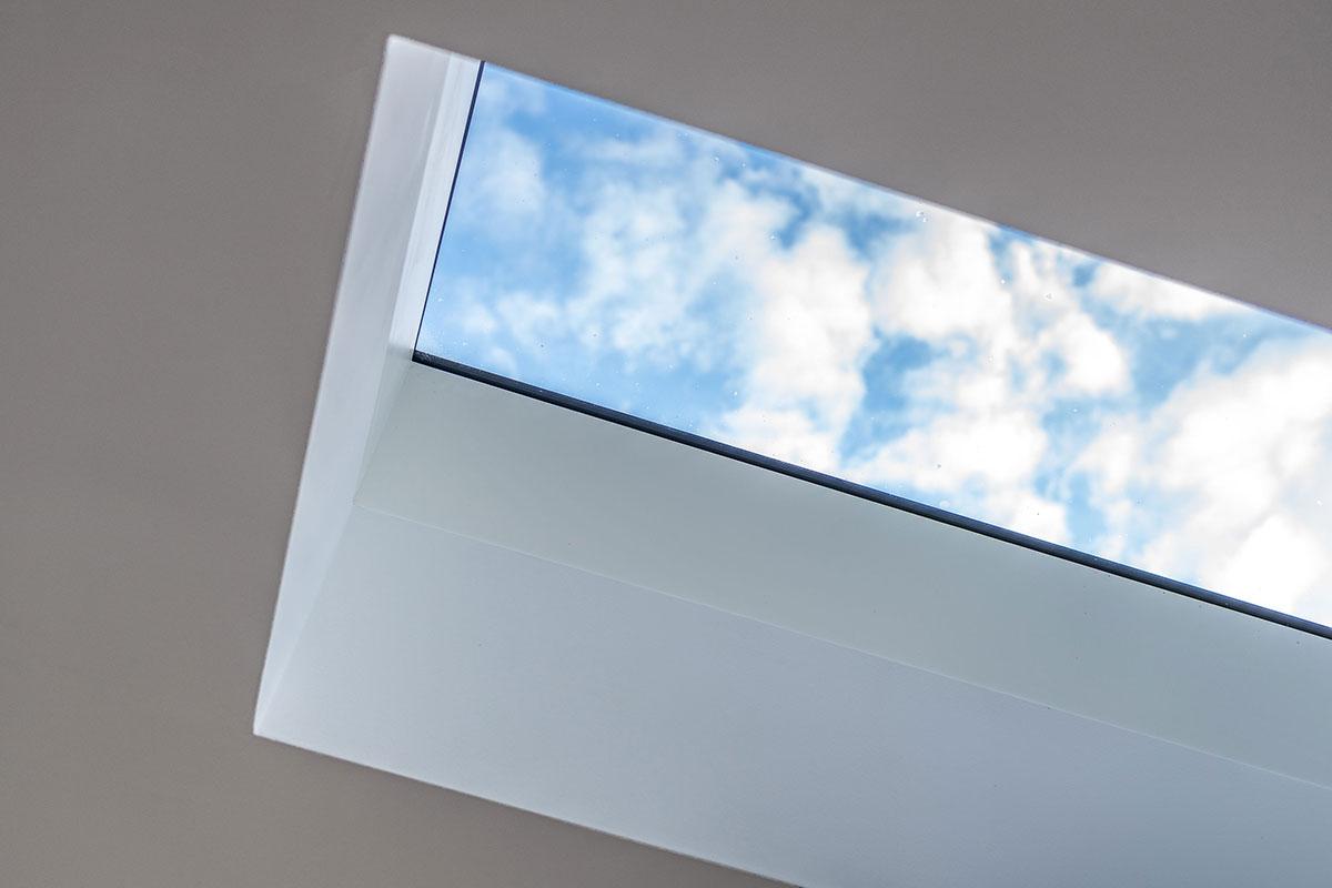 vario by velux bespoke rooflight extension